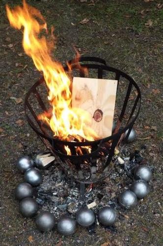 Feuerkorb Boule
